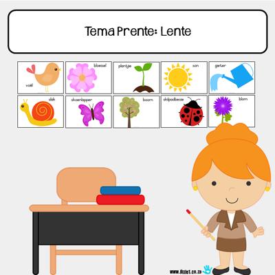 Picture of Tema Prente {Lente}