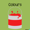 Picture of Theme Activity Book (9) - Colours