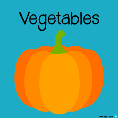 Picture of Theme Activity Book (15) - Vegetables