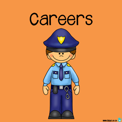 Picture of Theme Activity Book (16) - Careers