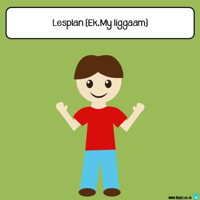 Picture of Tema Lesplan & Aktiwiteite - Ek/My Liggaam (5)