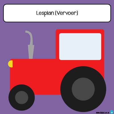 Picture of Tema Lesplan & Aktiwiteite - Vervoer (2)