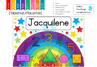Picture of Toddlers Placemat {Editable Template} for Teachers