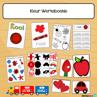 Picture of Werksboekie - Kleure {7x}