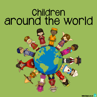 Picture of Theme Activity Book (17) - Children around the world