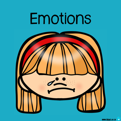 Picture of Theme Activity Book (23) - Emotions