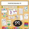 Picture of 🥰🧸 Alfabet + Getalle + Vorms + Kleure Werksboekies COMBO