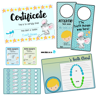 Picture of Tooth Mouse Letter Set for Boys