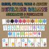 Picture of Flitskaarte & Muurkaarte {Getalle 1-10} - Pastelkleurige Ballonne