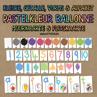 Picture of Flitskaarte & Muurkaarte {Vorms} - Pastelkleurige Ballonne