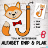 Picture of 6X WERKSBOEKIES COMBO: Alfabet + Getalle + Vorms + Kleure + Knip Lyne + Knip A-Z