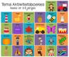 Picture of Tema Aktiwiteitsboekies (1-26) vir 3-5 Jariges + Lesplanne & Aktiwiteite