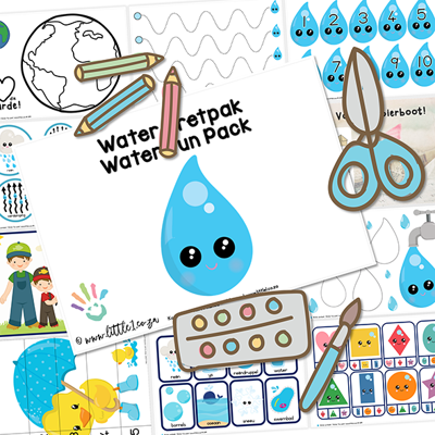 Picture of Water / Water Pretpak